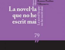 La novel·la que no he escrit mai