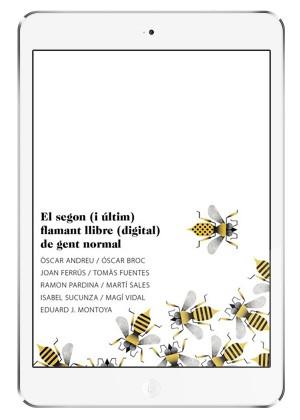 El segon (i últim) flamant llibre (digital) de Gent Normal